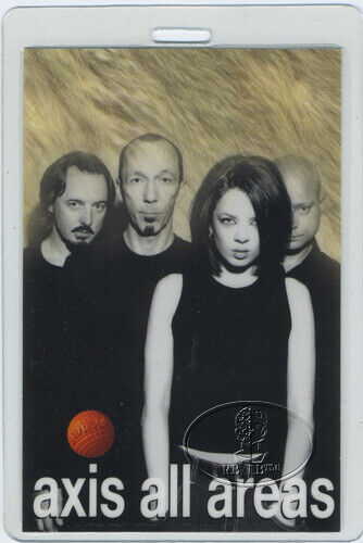 GARBAGE 1998 Version 2.0 Tour World Tour Laminated Backstage Pass Butch Vig