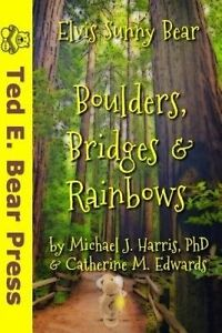 NEW Boulders, Bridges & Rainbows (Elvis Sunny Bear) by Michael J. Harris Phd