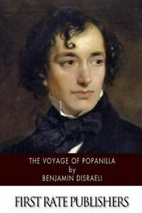The-Voyage-of-Popanilla-By-Disraeli-Benjamin-Paperback