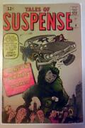 Tales of Suspense Comic Books