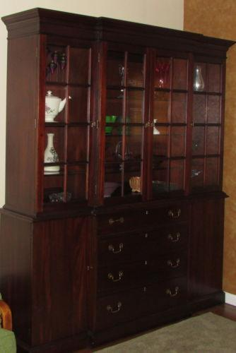 china cabinet for sale thomasville furniture ebay 13548