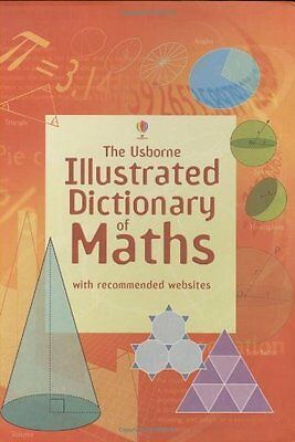 Illustrated Dictionary of Maths (Usborne Illustrated Dictionaries) By Kirsteen