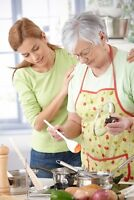 Franchisees earn a great income. Senior Care