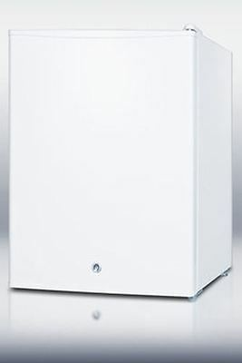 White Compact Medical All-Refrigerator - Medical Use Only