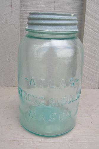old mason jars lids ebay. Black Bedroom Furniture Sets. Home Design Ideas