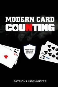 Modern Card Counting: Blackjack by Linsenmeyer, Patrick -Paperback