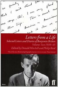 SELECTED LETTERS AND DIARIES OF BENJAMIN BRITTEN (Vols. 1 and 2)
