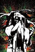 Bob Marley Painting