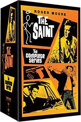 The Saint: Complete Series Seasons 1-6 (DVD, 2015, 33-Disc Set) 1 2 3 4 5 6 New