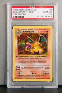1st edition Charizard!