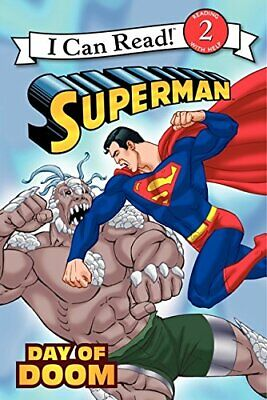 I Can Read Level 2 Superman Day of Doom (Paperback) FREE Shipping $35