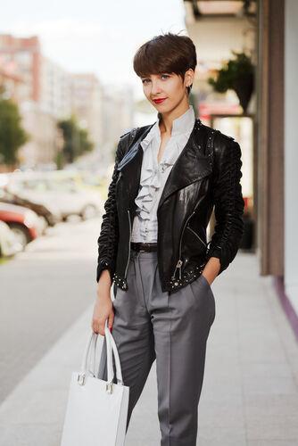 Bikerjacke: Dieses Outfit rockt Sie und Ihn!