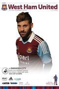 West Ham Football Programmes