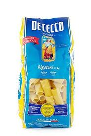 De Cecco Italian Pasta 500g packs x (Case of 24) Catering/Retail Choice of Different Types of Pasta