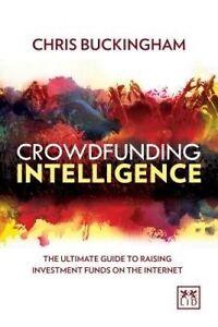 Crowdfunding Intelligence  BOOK NEW