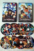 Ronin Warriors DVD