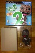 Little Big Planet 2 Collectors Edition