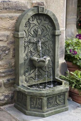 Patio Water Fountains Ebay