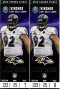 Ravens Tickets