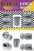 Mag Wheel Lock Nuts