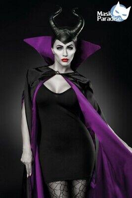 Mask Paradise Maleficent Kostüm: Malevolent Fairy Cape, Modell - Modell Kostüm