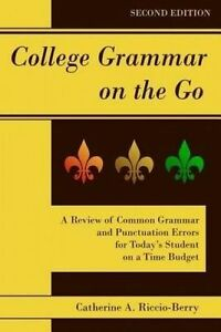 College-Grammar-on-Go-Second-Edition-Review-Common-Gra-by-Riccio-Berry-Catherine