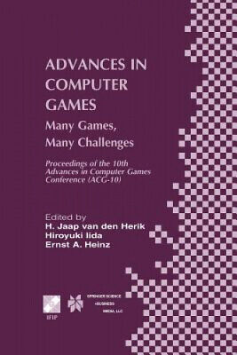 Computer Games - Advances in Computer Games: Many Games, Many Challenges (IFIP Advances in