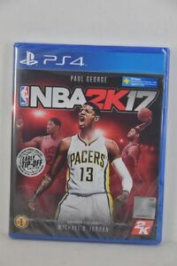 Selling: NBA 2K17 UNOPENED for PS4