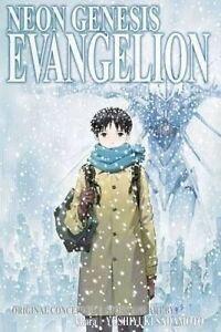 Neon Genesis Evangelion 2-In-1 Edition Vol  5 Includes Vols  by Sadamoto Yoshiyu