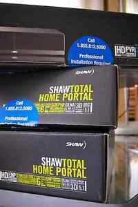 Shaw HDPVR Gateway and 2 Portals