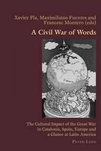 A Civil War of Words, Xavier Pla