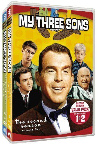 NEW My Three Sons: Season 2, Vols. 1 & 2 (DVD)