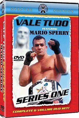 Mario Sperry Jiu-Jitsu - Vale Tudo Series 1 - NEW DVD!