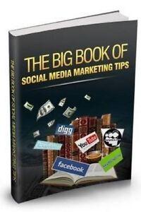 The Big Book of Social Media Tips by Baxi, MR Nishant K. -Paperback