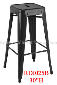 Industrial Tolix Style Stools!