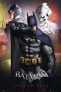 Batman Arkham City Poster