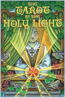 Tarot of the Holy Light Tarot Deck Deluxe Edition