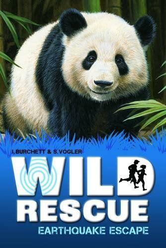 Wild Rescue Earthquake Escape,Sara Vogler,Jan Burchett