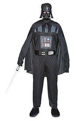 Costume Uomo Star Wars Darth Vader Taglia 52