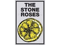 A pair of tickets to stone roses £125 Wembley 17/06/17