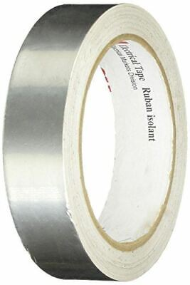 3m 1183 Silver Tin-plated Copper Foil Tape - 0.438 In. X 18 Yd. Roll Conductive