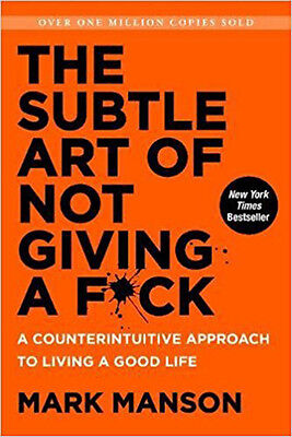 Digital Audiobook  The Subtle Art Of Not Giving A F Ck  Fast Delivery