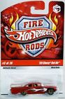 Hot Wheels Fire Rods Fire Diecast Vehicles