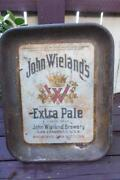 Antique Beer Tray