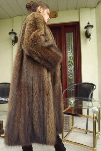 Canadian Fur Coats Ebay
