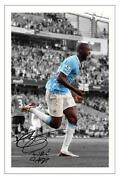 Yaya Toure Signed