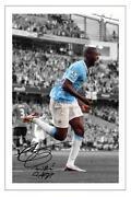 Yaya Toure Signed
