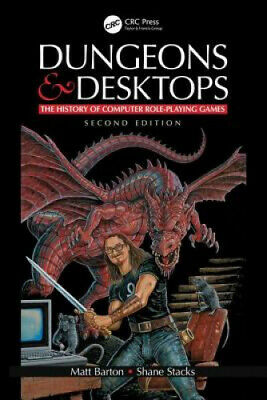 Computer Games - Dungeons and Desktops: The History of Computer Role-Playing Games 2e