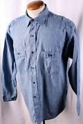 Mens Vintage Work Shirts