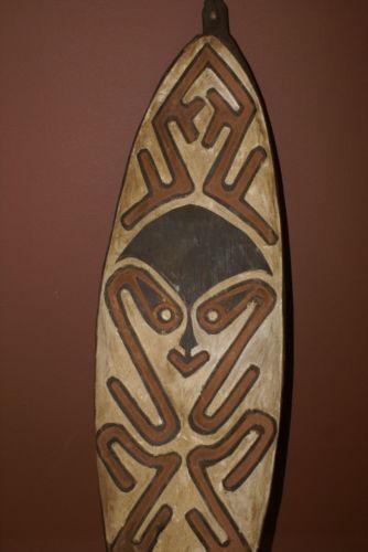 New Guinea Shield Pacific Islands Amp Oceania Ebay